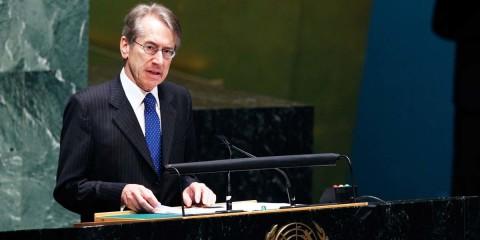 «ONU vecchia. Il mondo dipende da Usa e Cina»