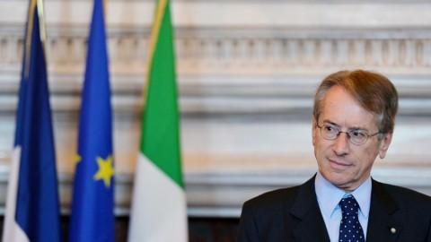 Intervista S.E. Giulio Terzi Di Sant'agata Ambasciatore, Gia' Ministro per gli Affari Esteri