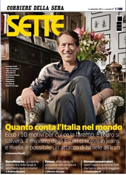 «L'euro e l'Italia? Sì, ce la faranno»