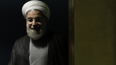 THE DANGEROUS MYTH OF ROUHANI'S BOGUS MODERATION