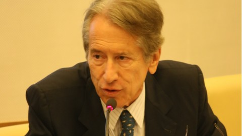 "Intervista all'Ambasciatore Giulio Terzi di Sant'Agata sul Global Committeee for te Rule of Law ""Marco pannella"""