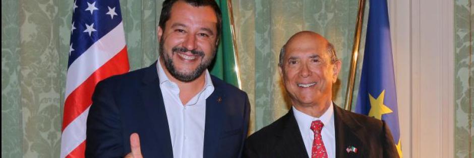 Terzi ci dice perché non esiste alcuna svolta trumpiana di Salvini