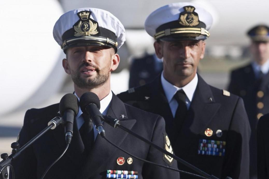 Caso marò, Latorre e Girone in attesa del verdetto dell'Aia