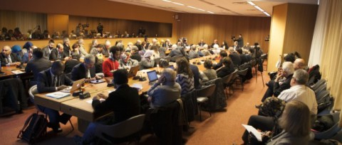 Meeting Held On Iranian Uprising of 2017-2018 During Human Rights Council 37th Session
