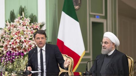 Chi borbotta per le relazioni amichevoli tra Italia e Iran